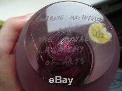 Charlie Macpherson Dizzy Spiral Vase