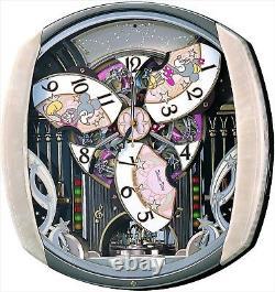 NEW SEIKO Disney Time Automaton Clock FW563A Wall Clock Type from Japan