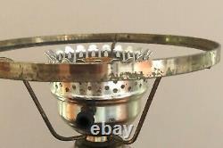 VintageFENTONPink PoppyStudent Lamp 19Replaced SwitchWorksBeautiful